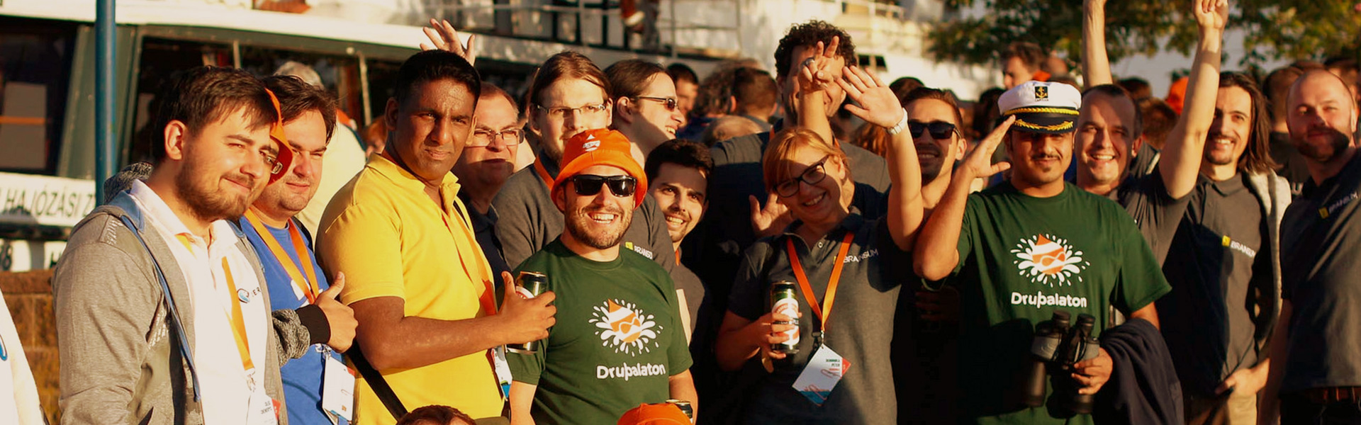DrupalatON - Drupal & Party like never before