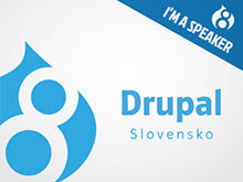 2016 – Presentation at Slovakian Drupal meetup