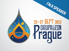 2013 - Presentation at Drupalcon Prague